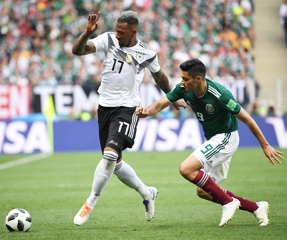 Honestly the worst possible start into the tournament! But we will fight back ???????? @DFB_Team