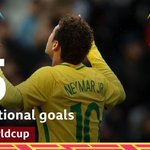He's scored those in 85 appearances. He's not bad, this Neymar lad....  Live: https://t.co/baaFoO41I2 #BRASUI #bbcworldcup #worldcup #BRA #SUI