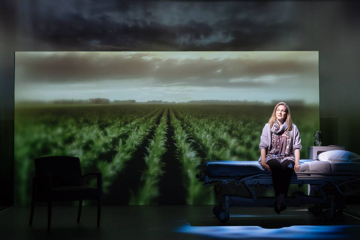 test Twitter Media - ☆☆☆☆☆ Any opportunity to see #LauraLinney live should be embraced fast. If not, then at least try and read one, or all, of Strout's books. I'm currently reading Anything Is Possible (2018) & I've having difficulty putting it down. @_bridgetheatre https://t.co/wEi5ujDfLh https://t.co/pw86xvR2O3