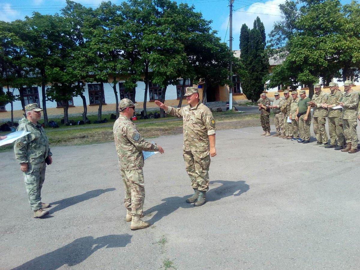 """Тактичні навчання """"Північна фортеця"""" почалися на Чернігівщині, в них вперше бере участь повний склад бригади територіальної оборони, - Міноборони - Цензор.НЕТ 412"""