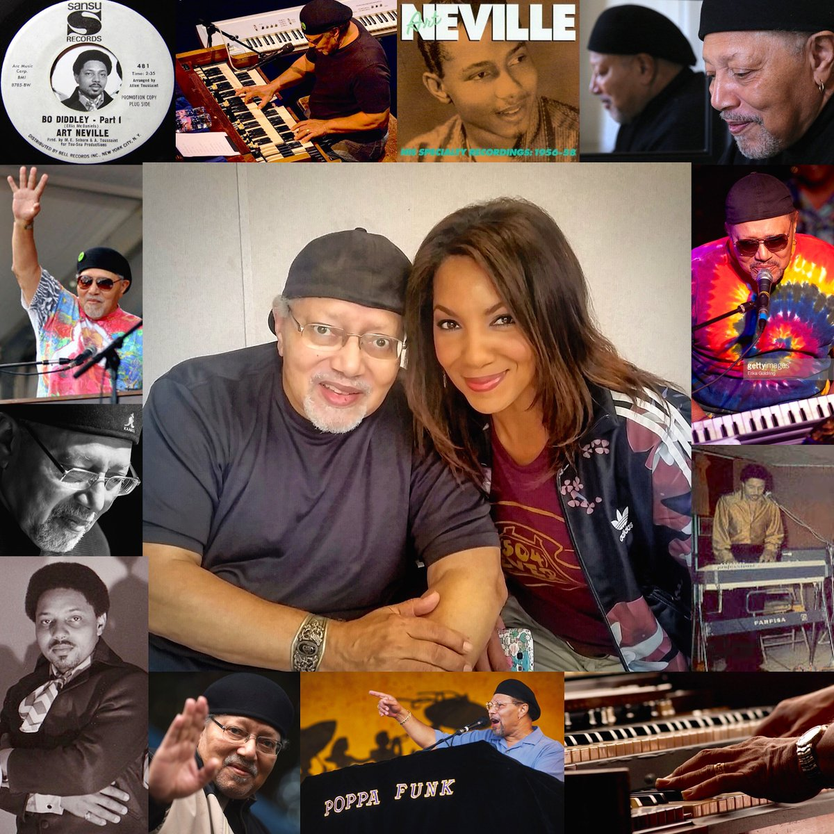 Image result for Art Neville