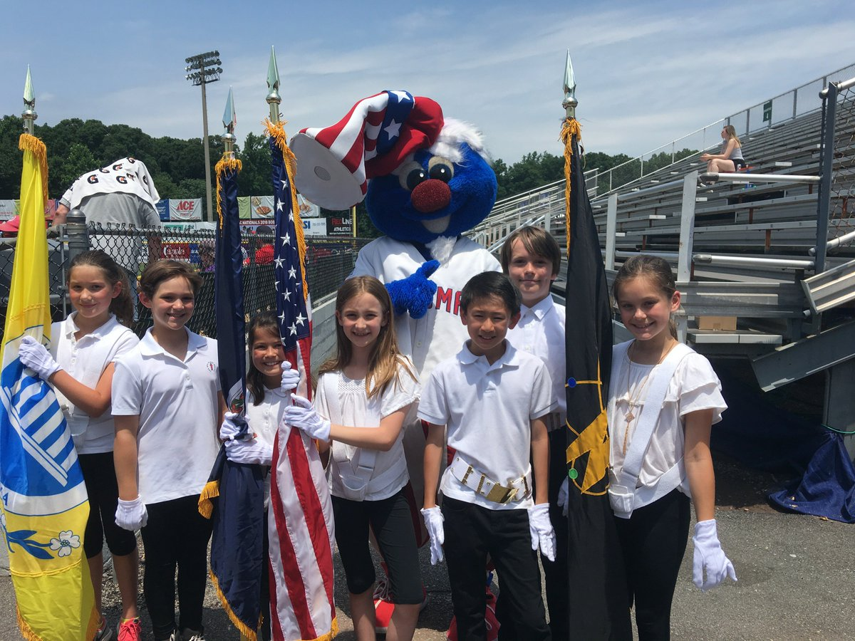 ASFS Color Guard performed at the Potomac Nationals game in Woodbridge, VA today. <a target='_blank' href='http://search.twitter.com/search?q=ASFSCG'><a target='_blank' href='https://twitter.com/hashtag/ASFSCG?src=hash'>#ASFSCG</a></a> <a target='_blank' href='http://search.twitter.com/search?q=ASFSrocks'><a target='_blank' href='https://twitter.com/hashtag/ASFSrocks?src=hash'>#ASFSrocks</a></a> <a target='_blank' href='http://search.twitter.com/search?q=APSisAwesome'><a target='_blank' href='https://twitter.com/hashtag/APSisAwesome?src=hash'>#APSisAwesome</a></a> <a target='_blank' href='http://twitter.com/PNats42'>@PNats42</a> <a target='_blank' href='https://t.co/41WGgOTITi'>https://t.co/41WGgOTITi</a>