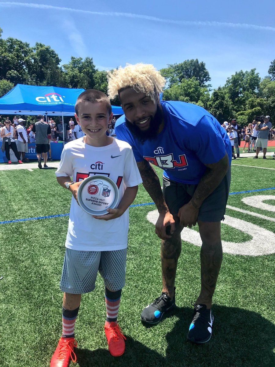 promo code e9bed c5fa9 Odell Beckham Jr on Twitter: