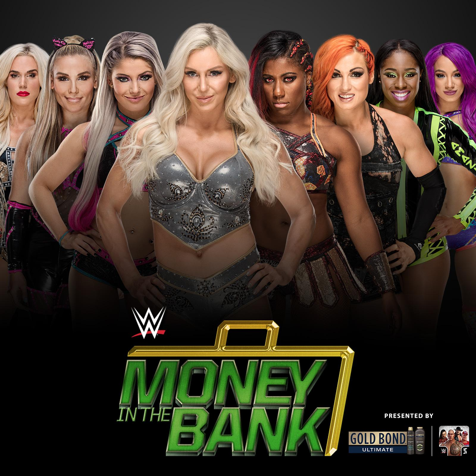 Who is going home as Ms. Money in the Bank? tonight at @WWE #MITB?  https://t.co/TISqWxhX9w https://t.co/E8Td6NeRQ5