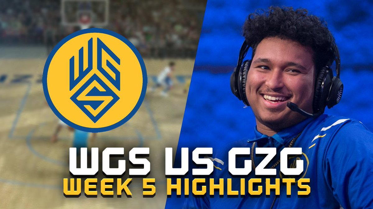 #ICYMI: Catch up on #WarriorsGaming best plays in our nail biter game vs @GrizzGaming #NBA2KLeague