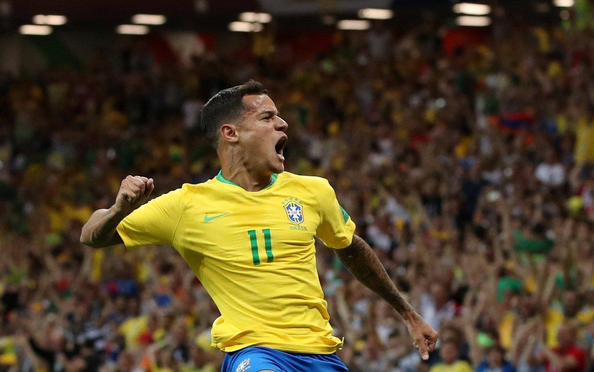 Brazil vs Switzerland 1-1 Highlights