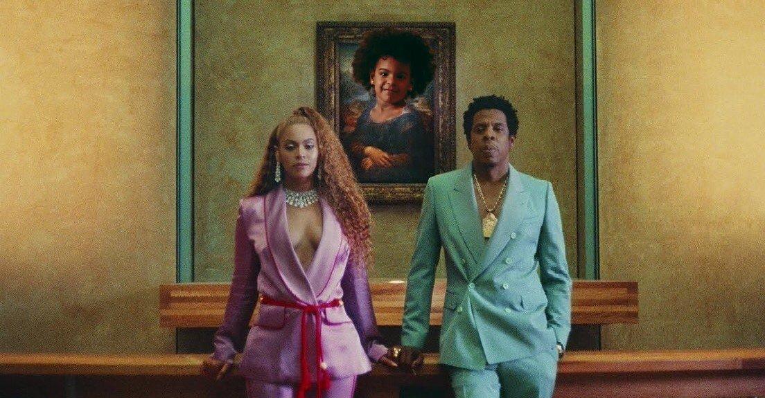 Ora sì che ci siamo. #Beyonce #JayZ #Carter #BlueIvy #Family  - Ukustom