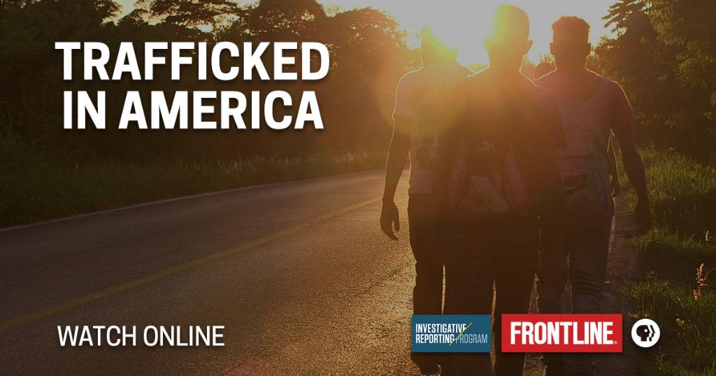 'Trafficked in America' tells the story of Guatemalan teenagers who were smuggled into the Midwest in 2014 and forced to work against their will at an egg farm in Ohio. WATCH: https://t.co/w9cPPcbLYu