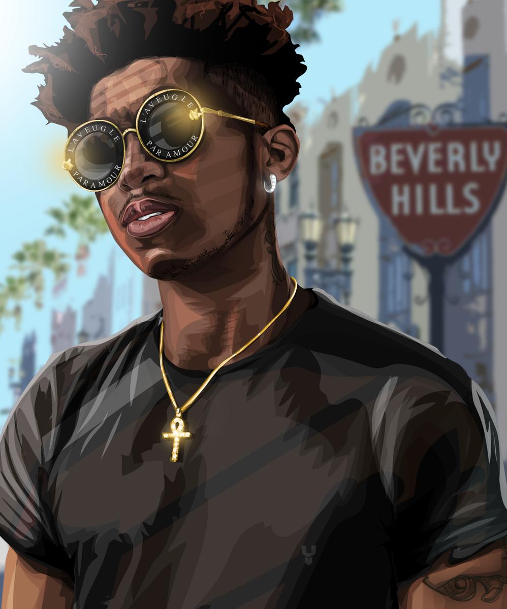 Cj On Twitter The Hills Illustration By Me Pontiacmadeddg