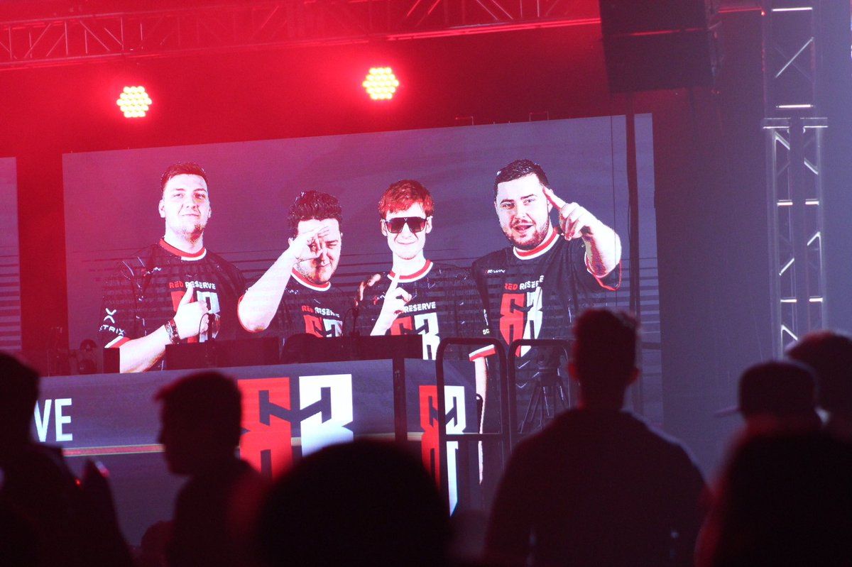 Grand Final here we come!!! Congrats #Reserved #ProAF