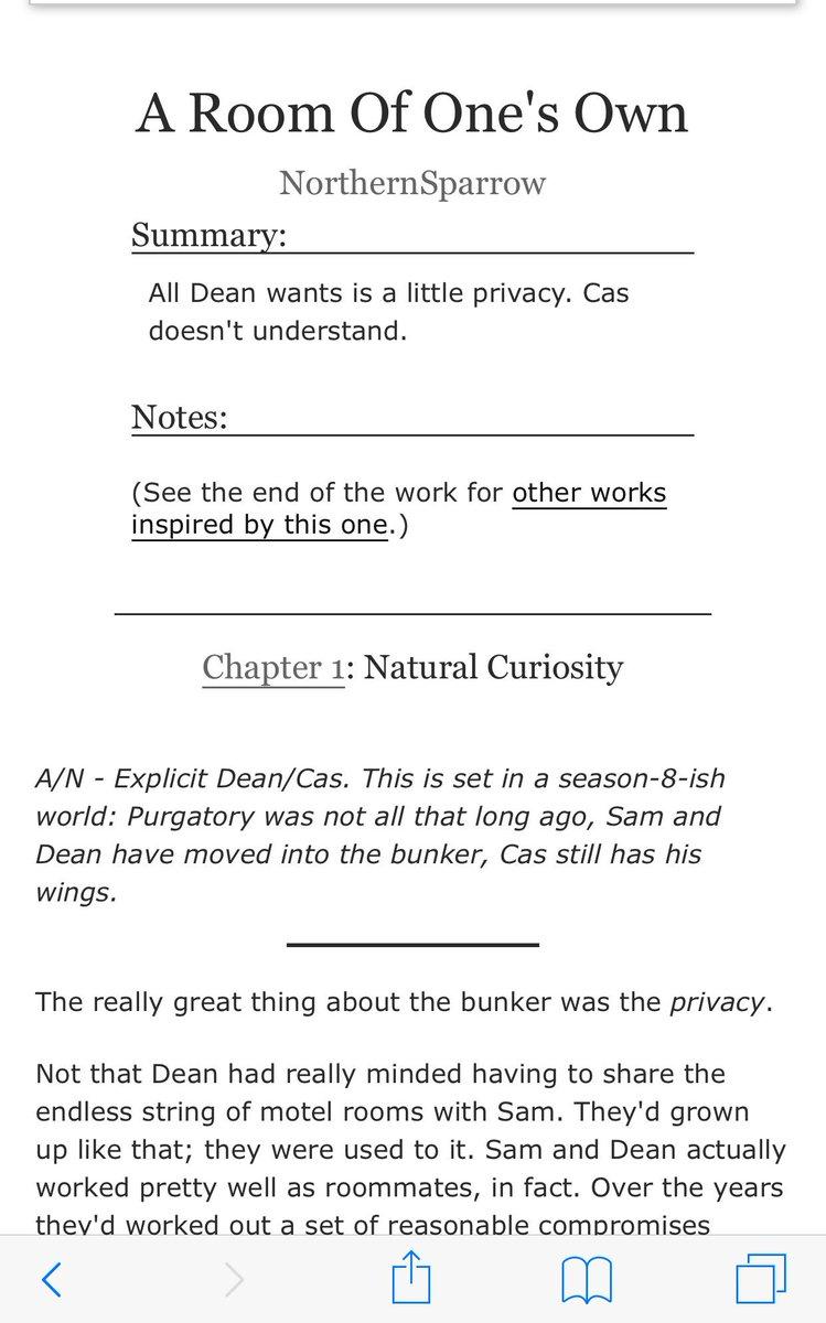 Dean wings fanfiction