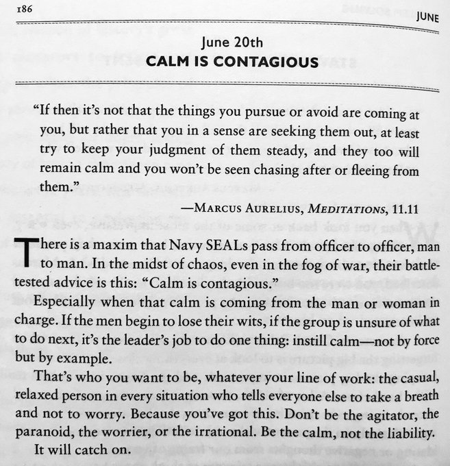 Good Morning Beautiful People 🌞 Be calm & relaxed in every situation because YOU'VE GOT THIS. #KaraboMotivates #WednesdayWisdom Photo