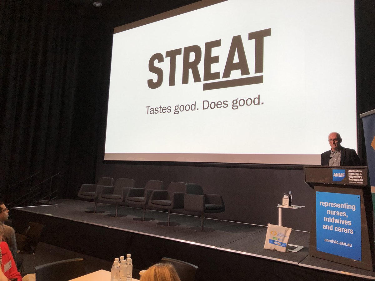 test Twitter Media - Hearing from our catering partner STREAT - helping young people belong #ACSSeminars https://t.co/f4AwyGPq2x