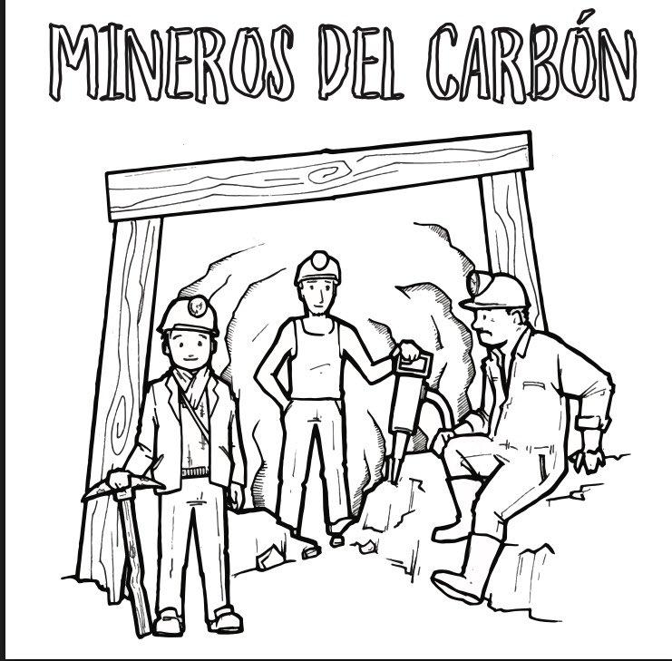 Alberto Larrain On Twitter 12 Dibujos Para Colorear Sobre