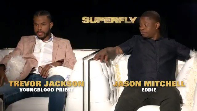 .@TrevorJackson5 is Youngblood Priest in #Superfly - now playing! Get tix: amc.film/2HH1Xeq