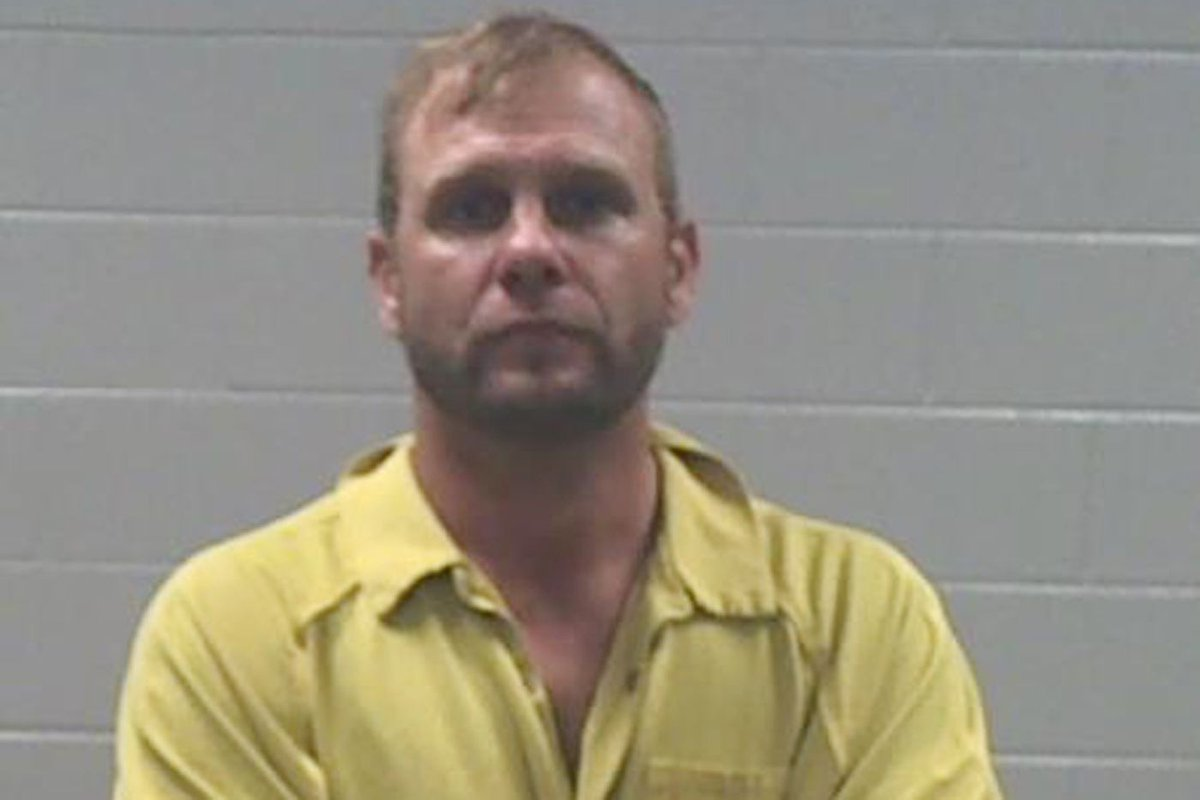 Former 3 Doors Down bassist Todd Harrell busted on drug and weapons charges https://t.co/dxdtWwnBeY