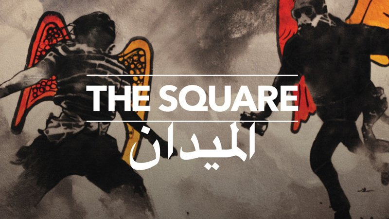 Have you explored @JehaneNoujaims work? Her #documentary The Square is streaming on @MUBI for the next 30 days as part of #HRWFFNY #DirectedbyWomen mubi.com/showing/the-sq…