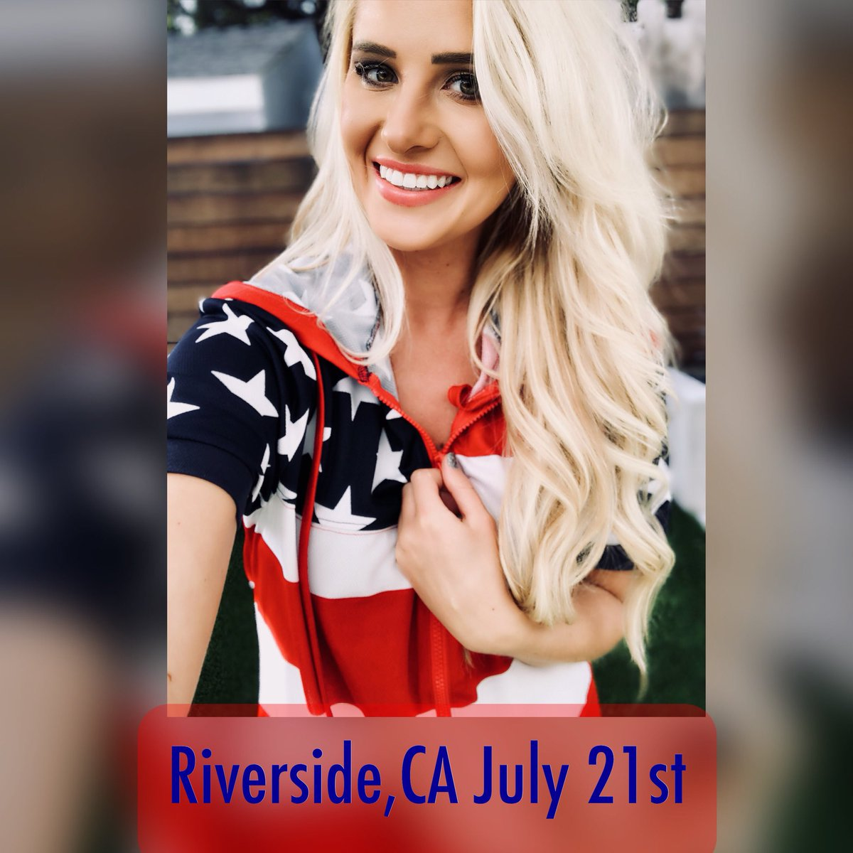 Time to take back CA! See you in July! TomiLahrenLive.com