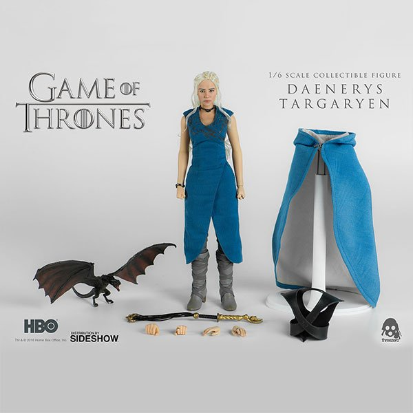 First of her name. The Unburnt. Queen of the Andals and the First Men. Khaleesi of the Great Grass Sea. Breaker of Chains. Mother of Dragons. Game of Thrones Daenerys Targaryen 1/6 Scale Figure: https://t.co/UMgC6OLvUF