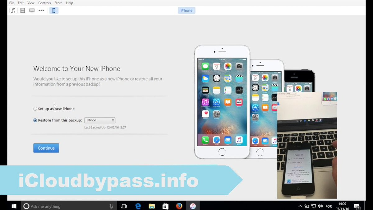 bypass icloud iphone 6 2018