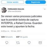 Consejo de la Judicatura Twitter Photo