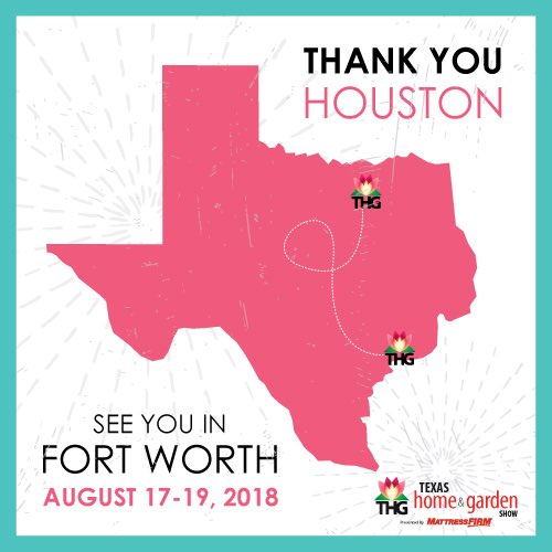 Thanks To Everyone Who Made It Out To The Texas Home U0026 Garden Summer Show,  Presented By Mattress Firm. We Will Do It All Over Again In Fort Worth In  ...