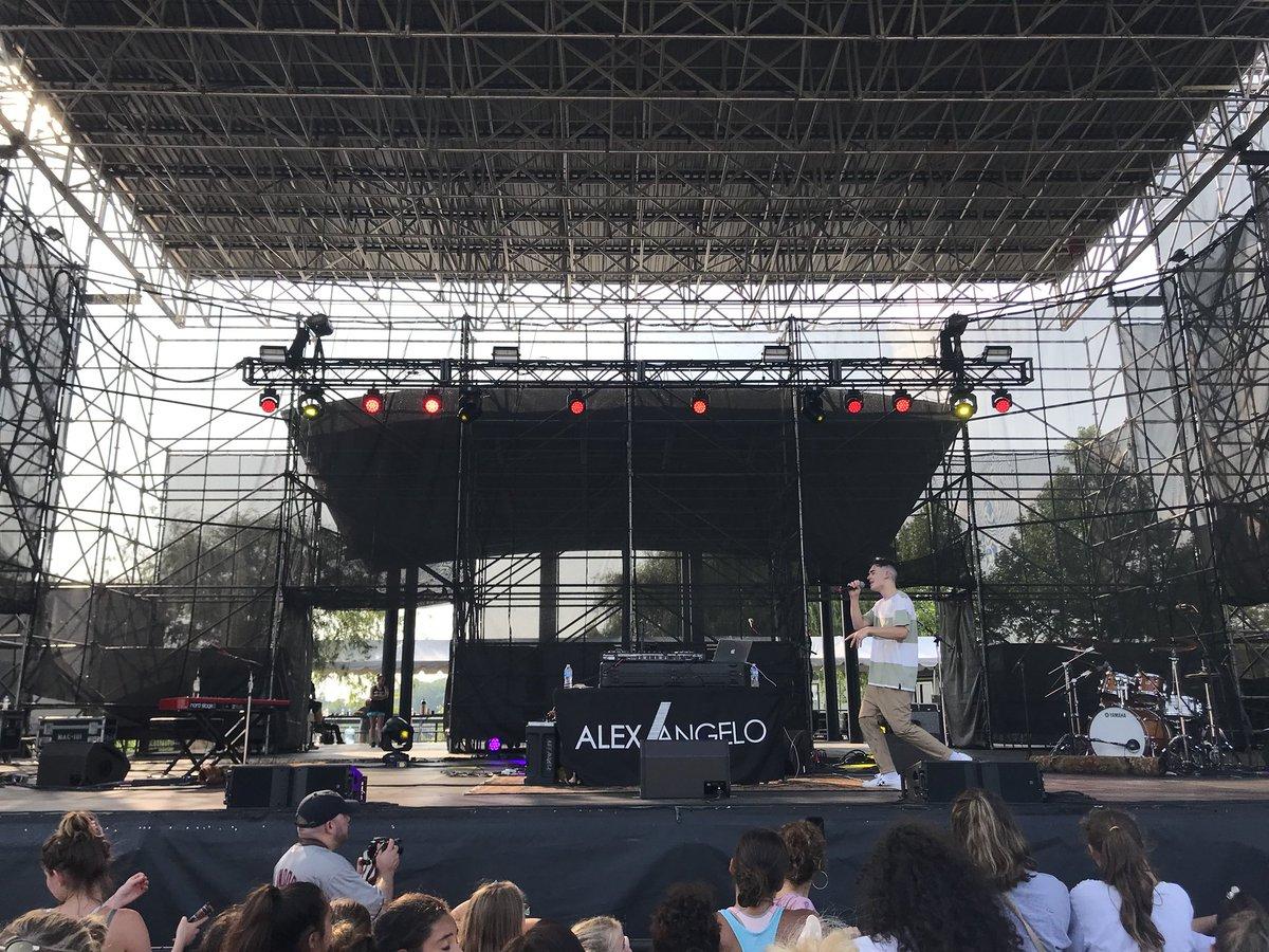 Alex Angelo 🌸 #WhiteRiverStatePark 🌿