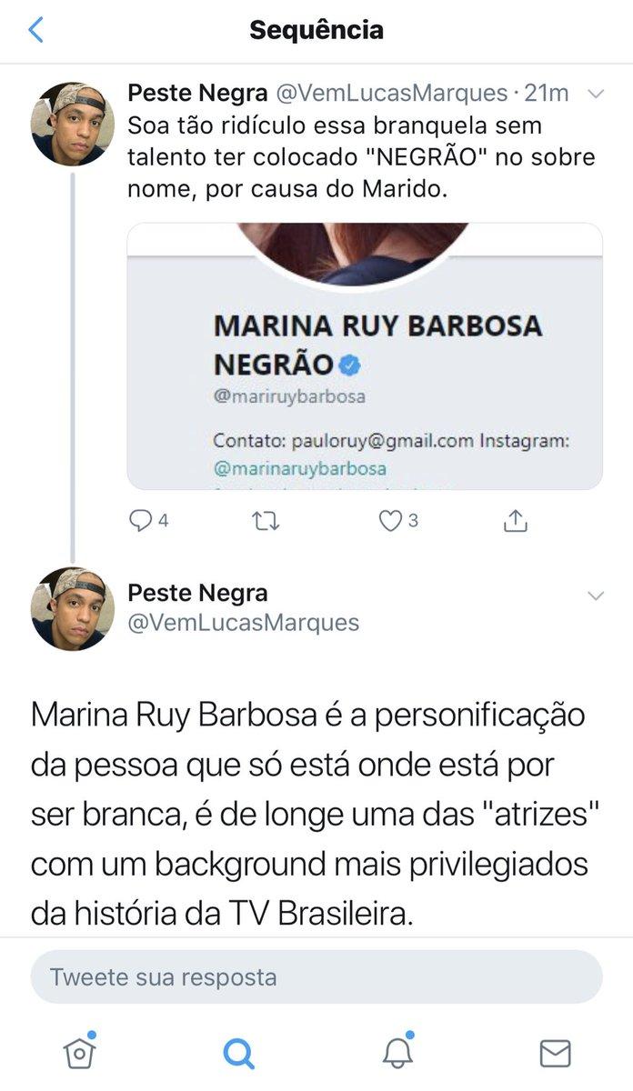 Marina Ruy-barbosa  - É sobre isso twitter @mariruybarbosa