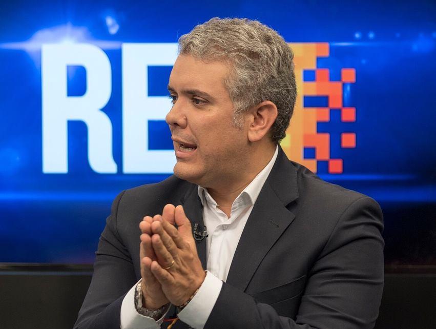 Iván Duque é eleito presidente da Colômbia https://t.co/B7VK921uAx
