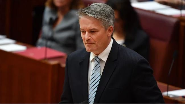 The Government's income tax plan will be up for debate in the Senate over the next two weeks. Personal income and business tax cuts will be put to the test, with MP @MathiasCormann insisting he will not give in to Labor's demands to split the seven-year plan. #TenNews