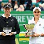 Image for the Tweet beginning: JUST IN: Aussie tennis player