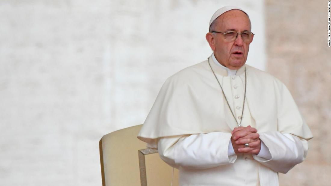Pope Francis says abortion to avoid birth defects is similar to Nazi crimes https://t.co/xnd3LMZ2KD https://t.co/wNseczqUwq