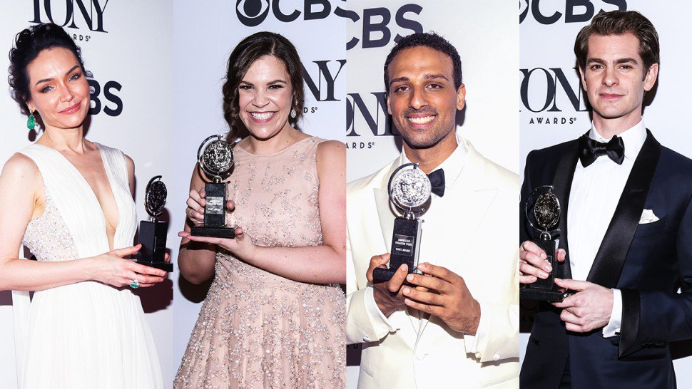 5 takeaways from the 2018 #TonyAwards we're still thinking about https://t.co/6xmiu3Y9dC https://t.co/cjW5onYZdQ