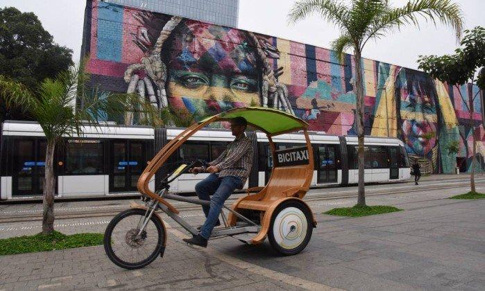 Rio terá 40 bicitáxis, nova modalidade de transporte por aplicativo. Você usaria? https://t.co/q5J66YFm3j