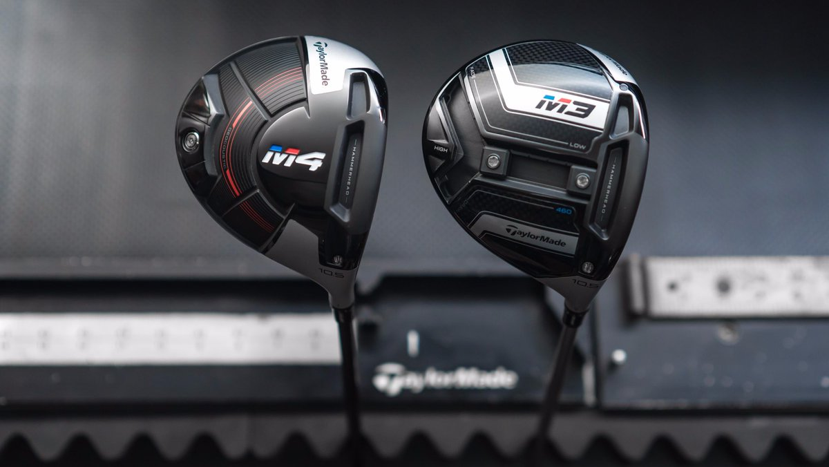 1st #M3driver 2nd #M3driver 3rd #M4driver An all-Twist Face podium steals the show at the 2018 #USOpen. #1DriverinGolf #TwistFace
