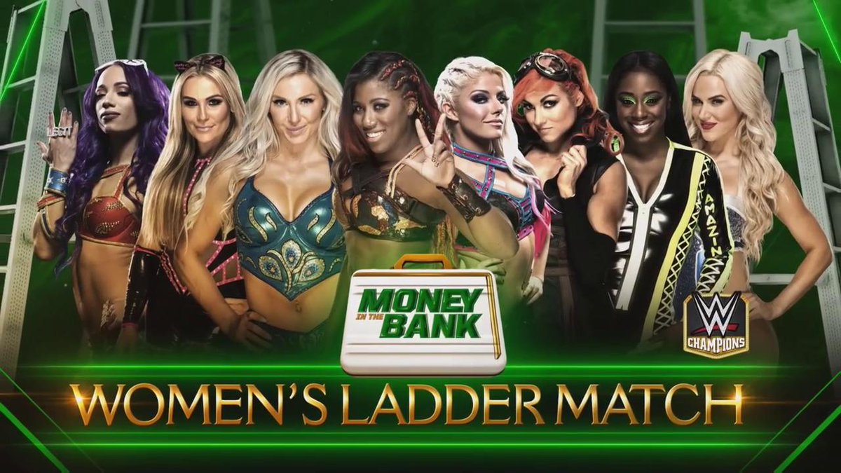 UP NEXT: Who will become the next Ms. (or Mrs.) Money in the Bank? Were about to find out on @WWENetwork! #MITB