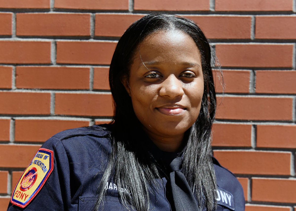 EXCLUSIVE: Sister of Happy Land arson victim to become FDNY fire inspector https://t.co/qele1cSh37