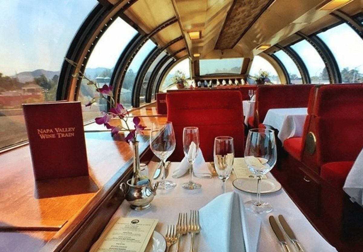 Wine-Tasting Train Tours Are Officially The Best Way To See The World! #wmc5 >>https://t.co/5SBZQanKnF