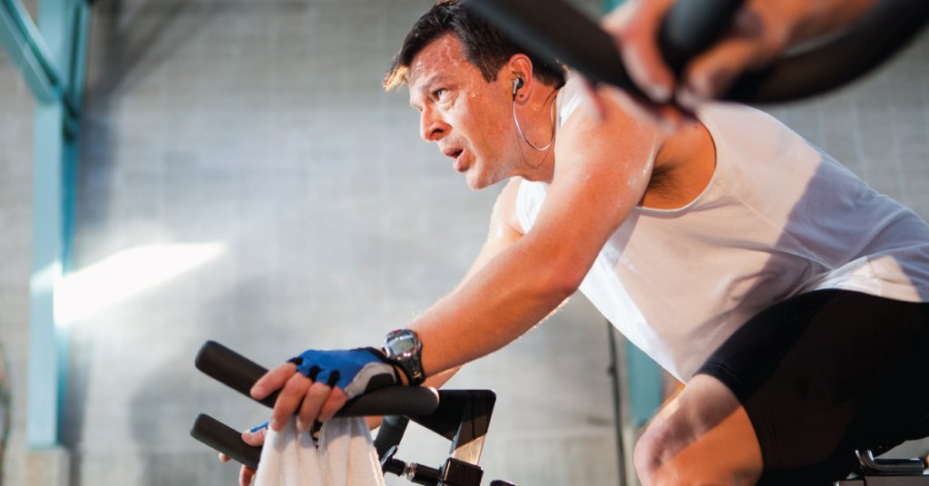 A brisk walk or Spin class may help keep #dementia at bay: https://t.co/ZE7QcsStPp