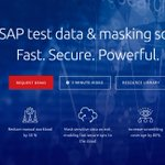 Increase scrambling coverage by 80% and speed up your testing process by up to 90%. How? With our #SAP test data & scrambling solution - Data Sync Manager #DSM Read More: https://t.co/Qa8jMdidDw