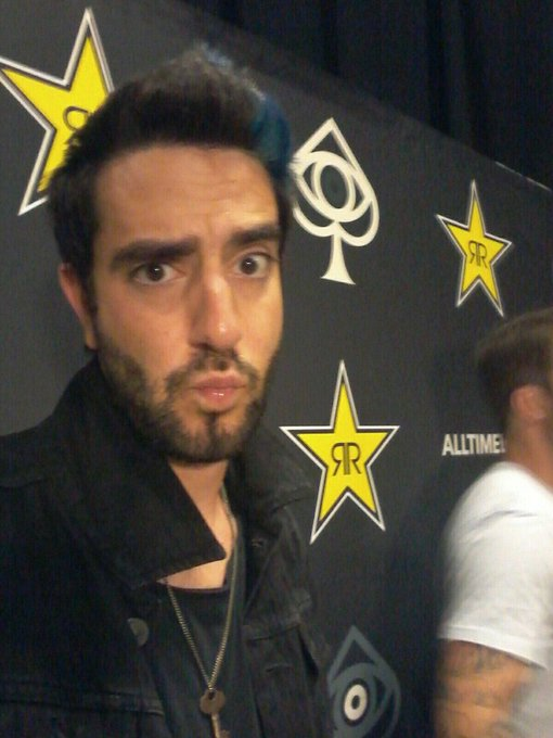 Also happy birthday to jack barakat thx for the great tunes and a piece of art i ll never delete off my phone