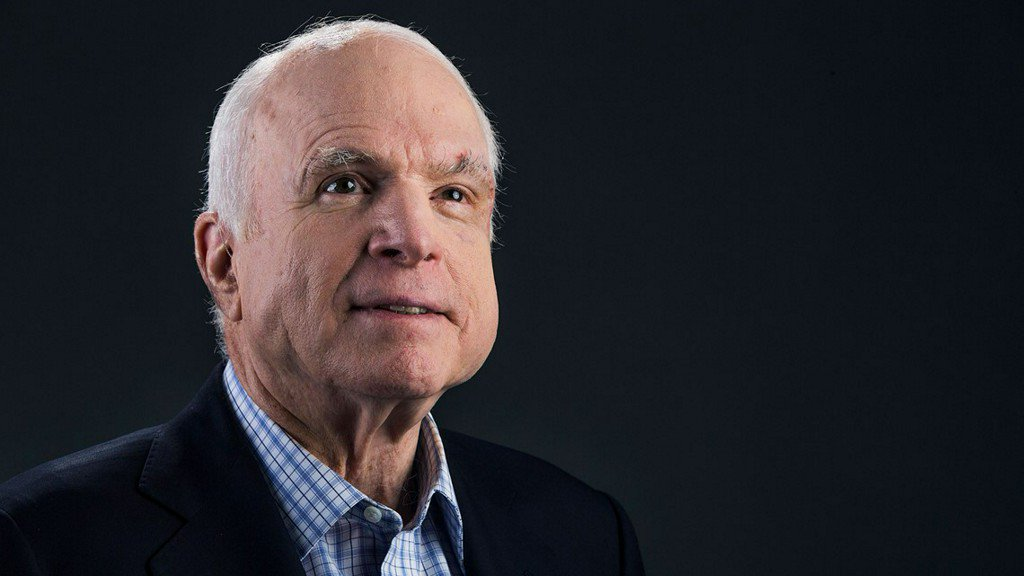 Meghan McCain tweets Father's Day photo, calls John McCain 'greatest father in the world' https://t.co/oWVUZRkAEu