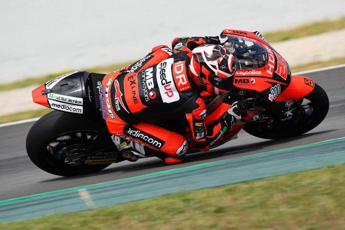 Fabio Quartararo vence na Moto2; Eric Granado foi o 25º Photo