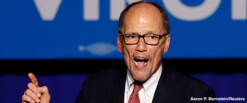DNC moves up 2020 convention timing to 'maximize exposure' ahead of fall campaign. https://t.co/SbNWgj0F8h