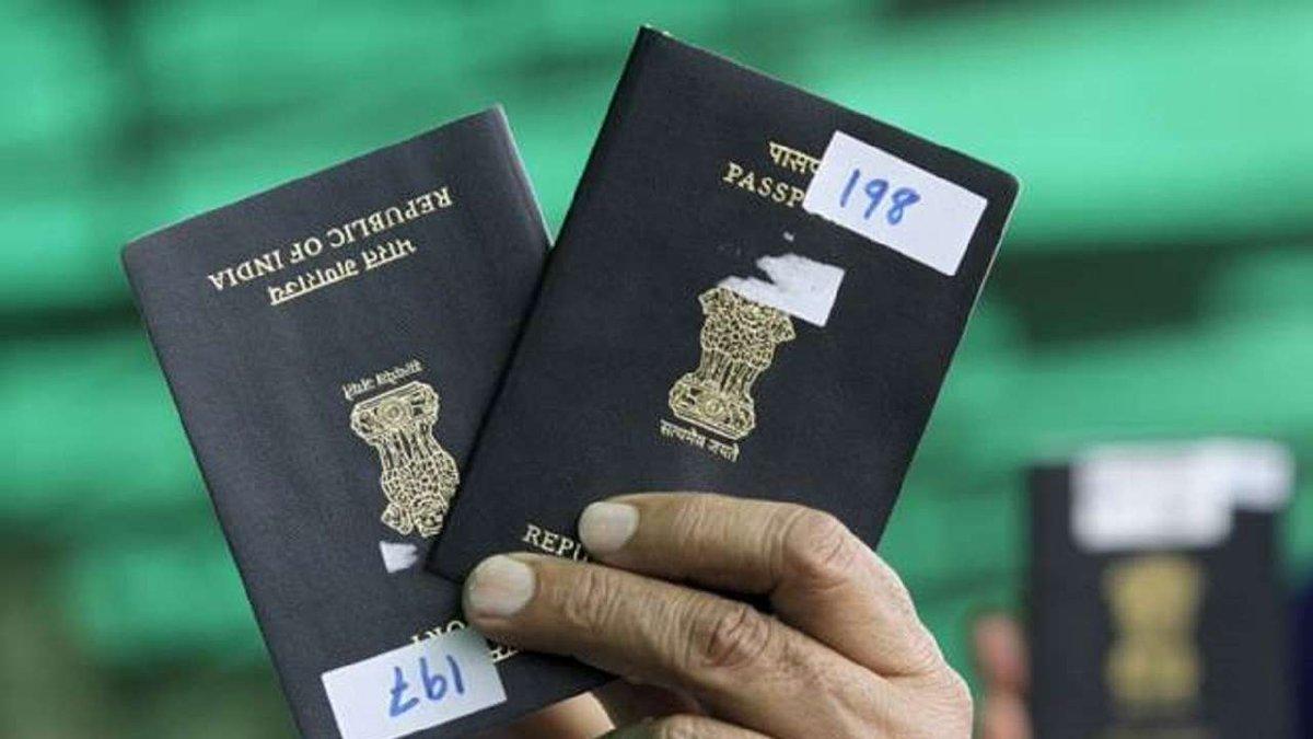 117 Pakistani Hindus living in Jodhpur get Indian citizenship, 2,300 applications still pending https://t.co/wPo2PumIZa