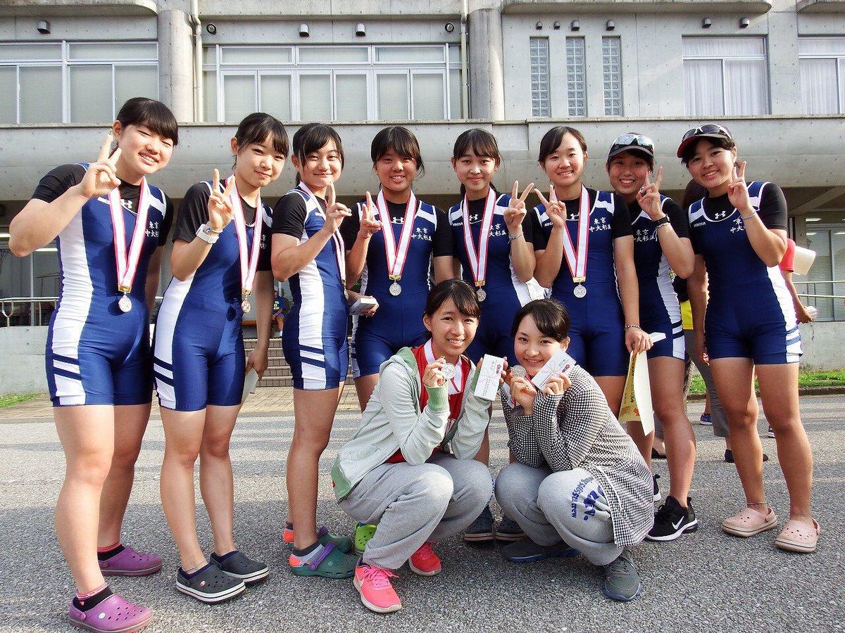 女子ボート部 早稲田大学
