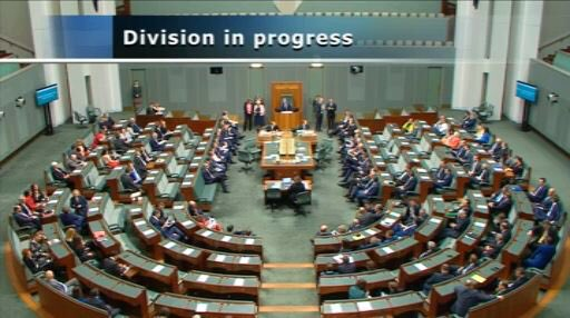 Labor just moved a motion calling on the House to rule out privatising the ABC.   The Coalition voted against it.   #auspol