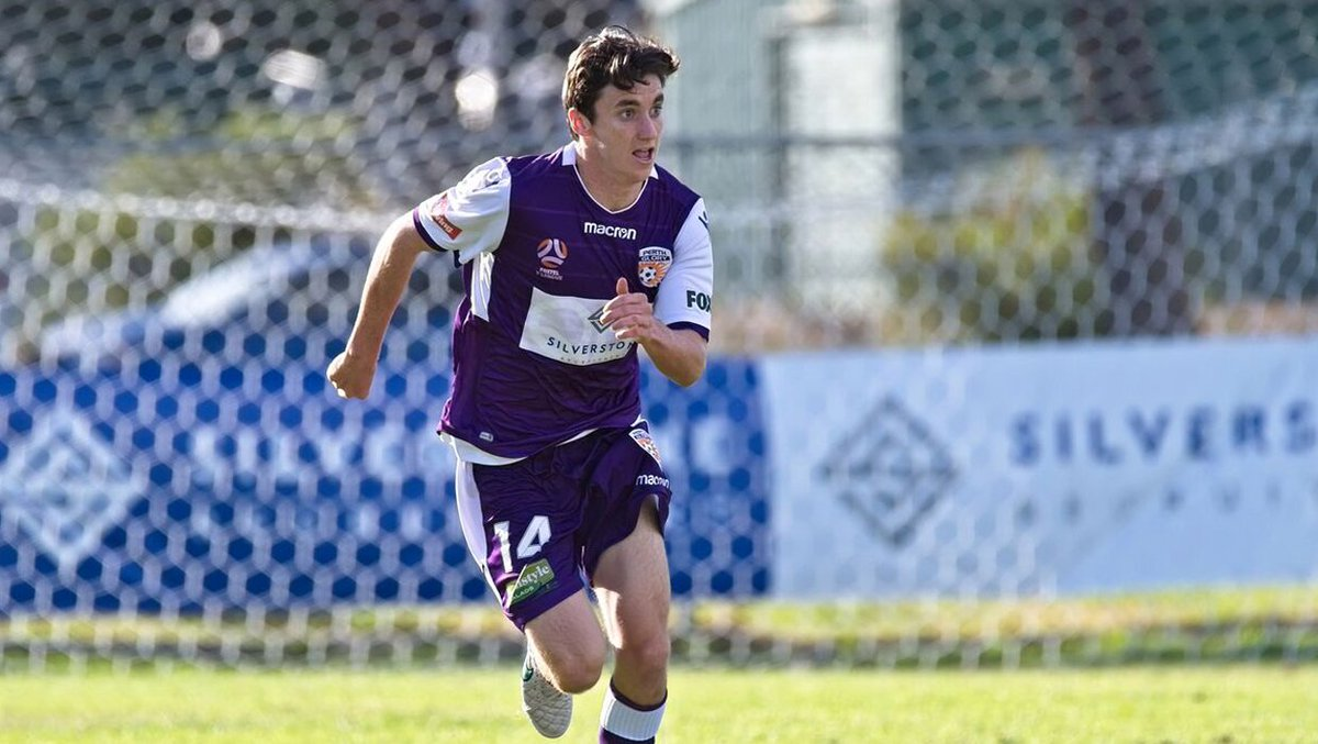 Henry Hore's double helped lift the Academy First Team to a 6-1 win over @FUSC_SC and within one point of league leaders Bayswater on the @NPLWA ladder 👊  #OneGlory