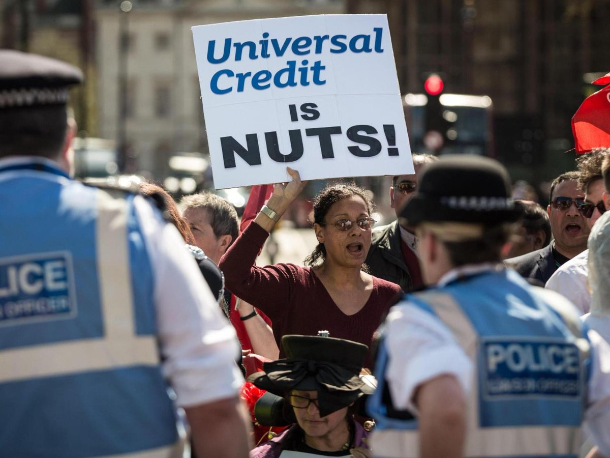 Universal Credit: What is it, how was it supposed to improve the benefits system and why is it so controversial? https://t.co/73628geeC4