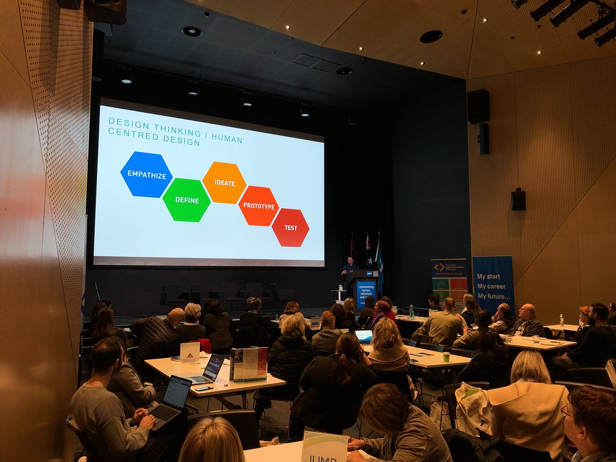 test Twitter Media - Human centered design, lean startup and hackathons; some insights into the tech industry from Telstra Labs #ACSSeminars #startups #educhat https://t.co/1MKt4ntczH